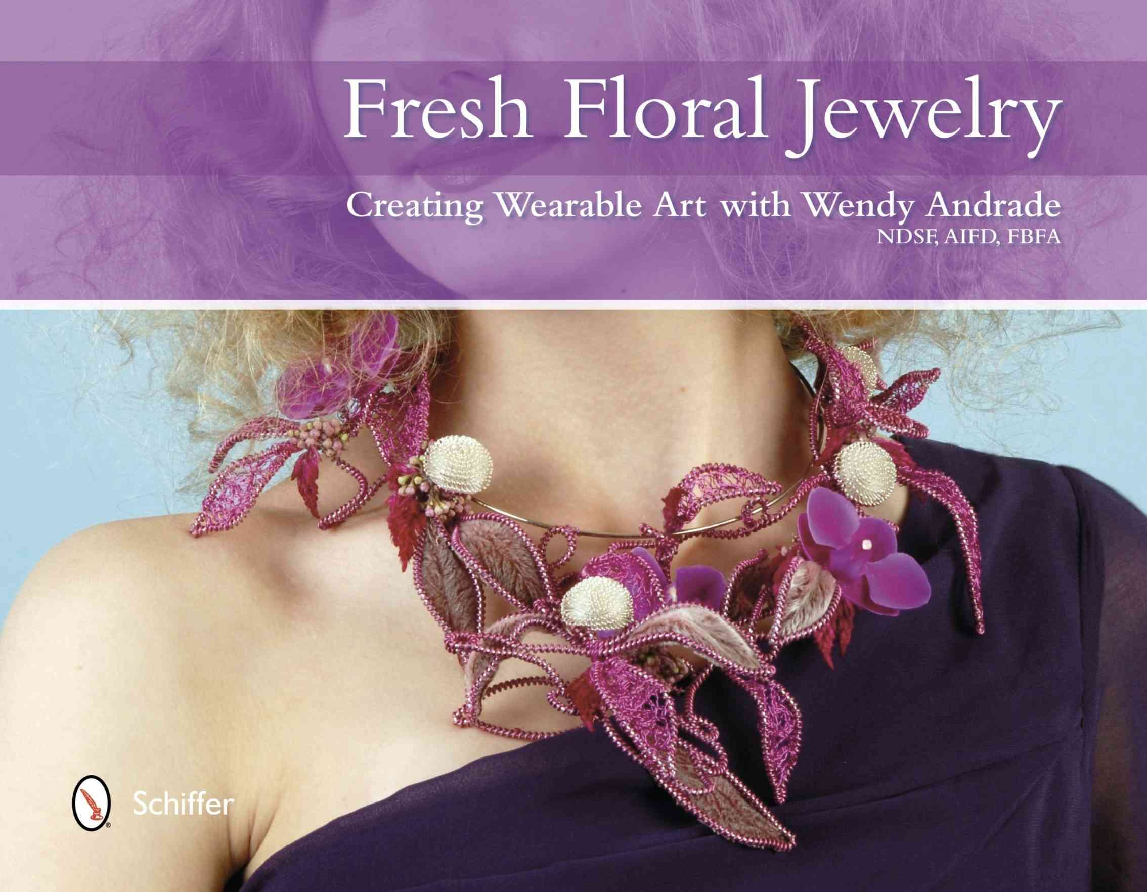 Fresh Floral Jewelry By Andrade, Wendy
